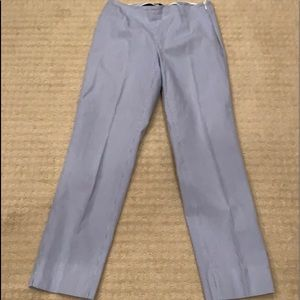 Ladies blue pants